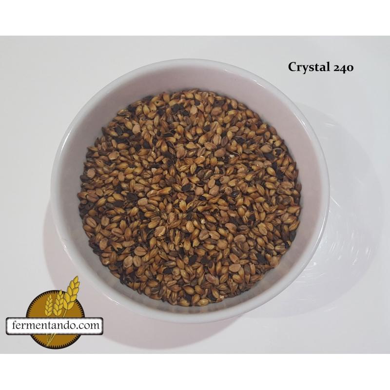 Muntons - Malta Crystal 240 (Costal 25 kgs)