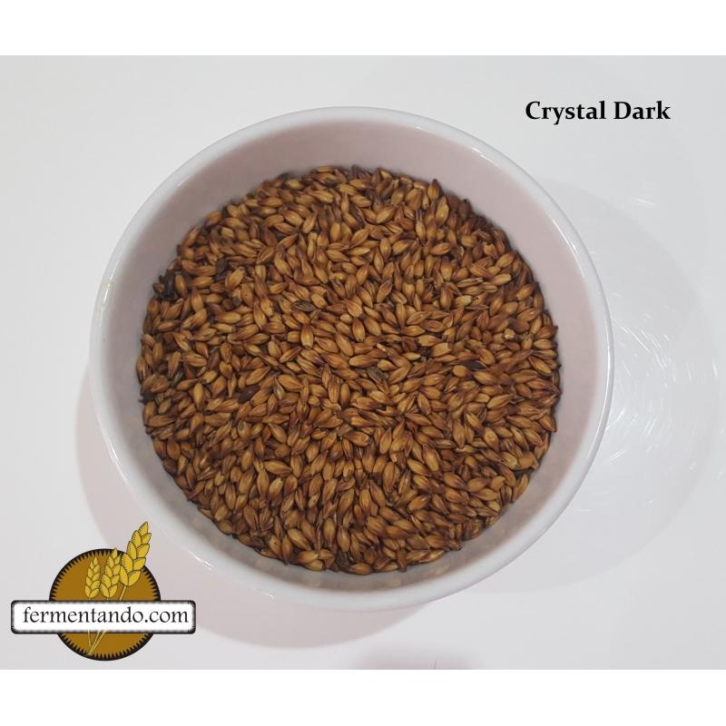 Muntons - Malta Crystal Dark (Costal 25 kgs)