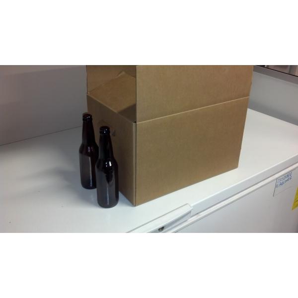 Botellas 355ml (caja 24) - Caja Reforzada