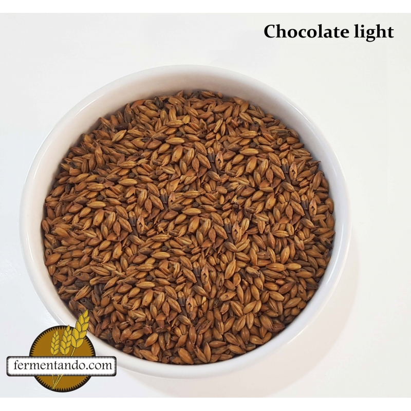 Malta Light Chocolate Malt - Costal 25 Kgs