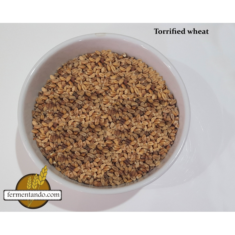 Malta Torrified Wheat - Costal 25 Kgs