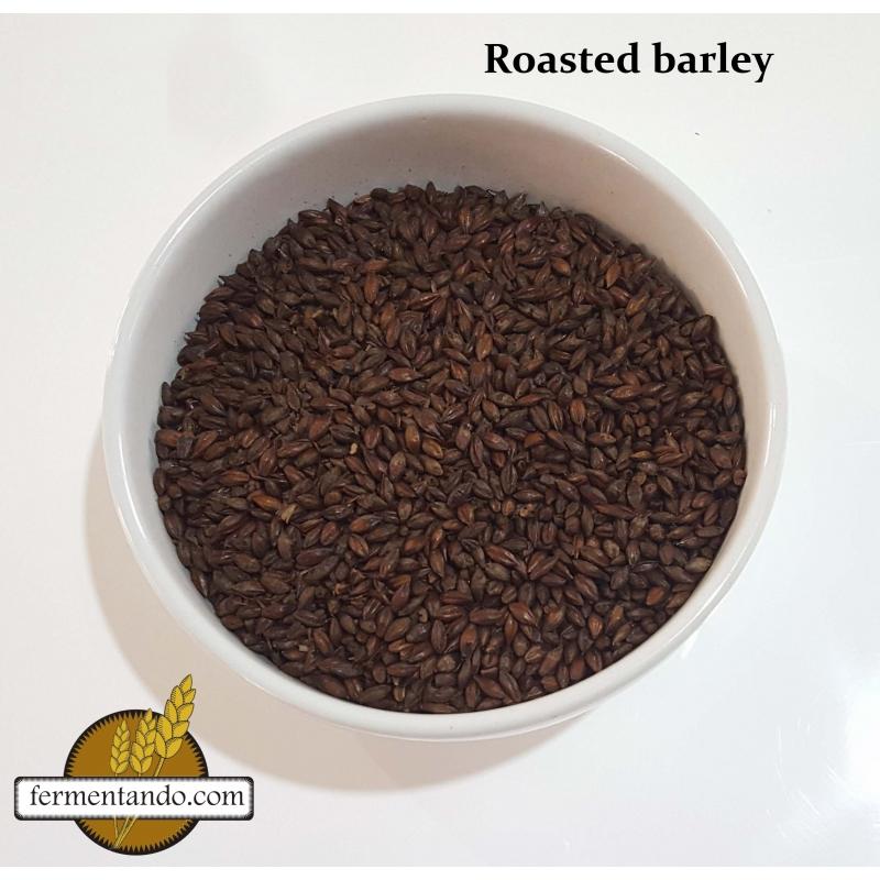 Muntons - Malta Roasted Barley (Costal 25 kgs)