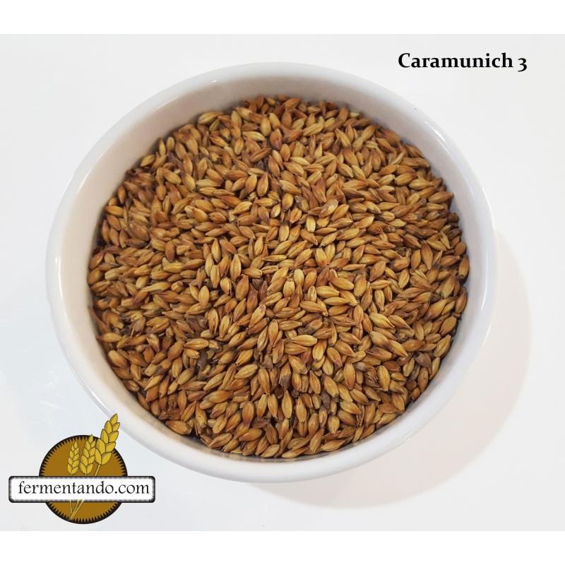 Malta CARAMUNICH® Typ 3  - Weyermann® - Costal de 25 Kg
