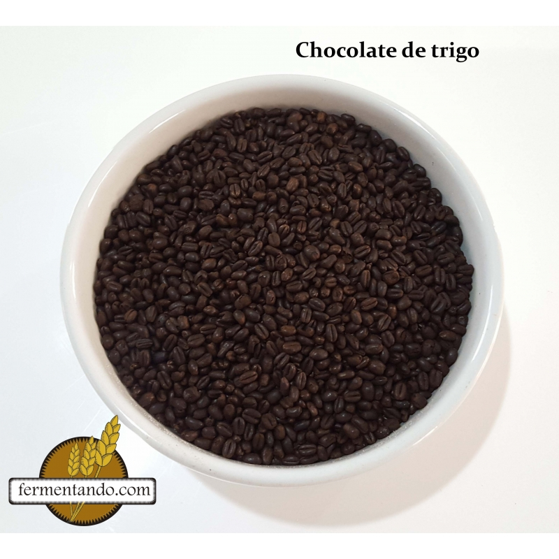Malta de Trigo Chocolate - Weyermann® - Costal de 25kgs