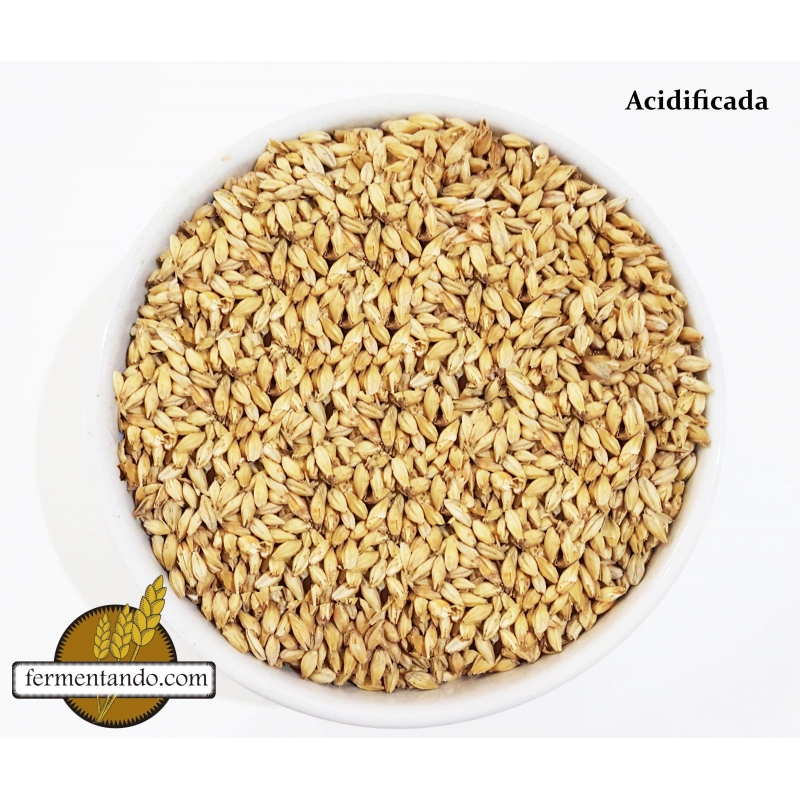 Malta Acidificada - pH 3.4 - 3.6 - Weyermann® - Costal de 25 kgs