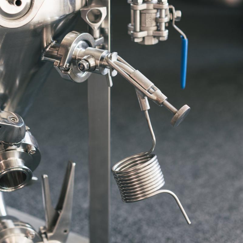 Sampling Coil Pig Tail - Valvula de Muestreo