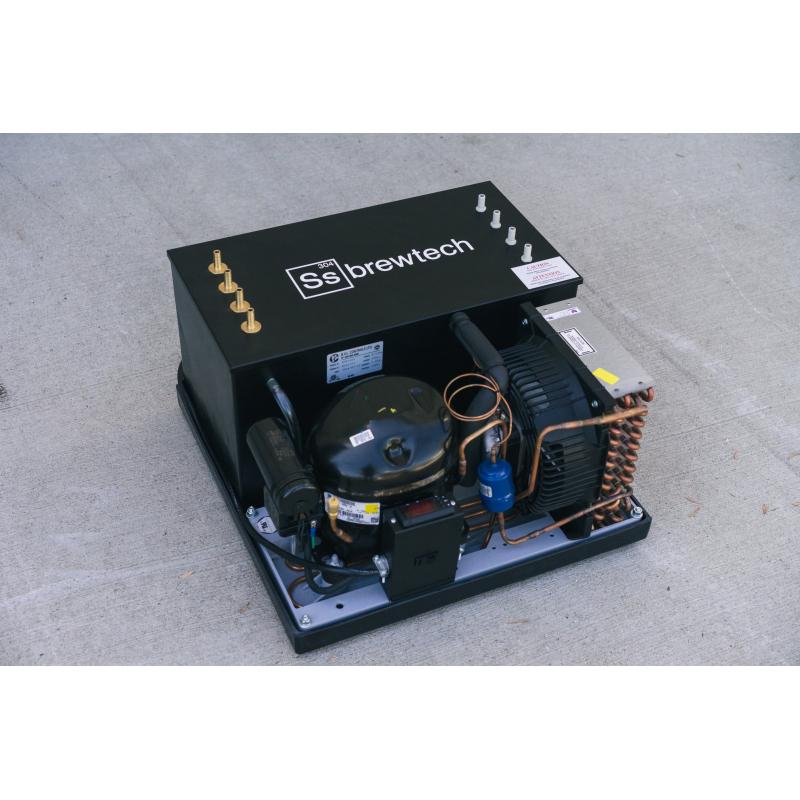 Enfriador de Glycol (Chiller) SS Brewtech |1/3 HP