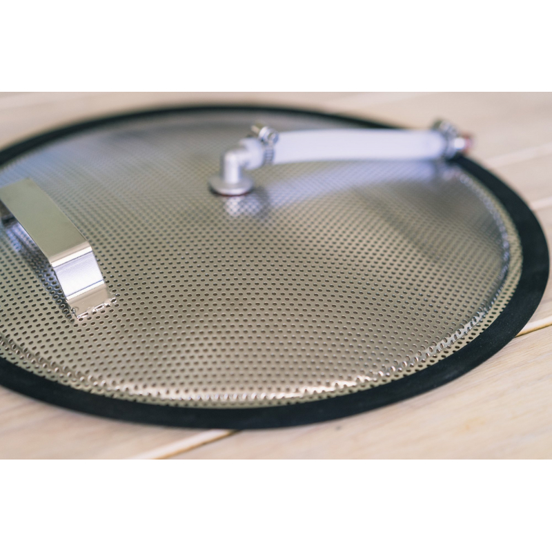 False Bottom for 10 Gal Ss Brew Kettle
