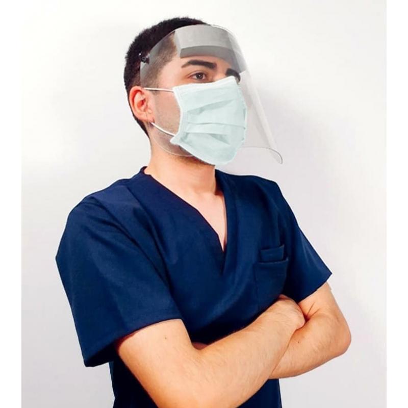 Careta Medica Transparente
