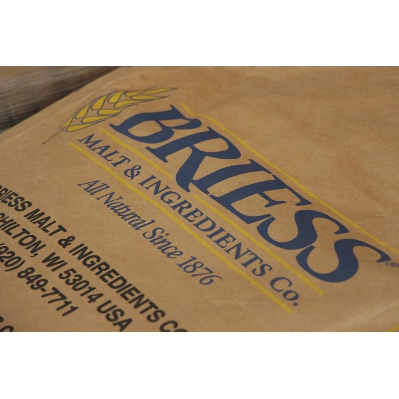 Briess Red Flaked Wheat (Hojuelas de Trigo) - Costal de 22.68 kgs